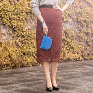Blue Lagoon Mini Clutch - An elegant choice to contain your necessities as phone, credit cards and cash – no matter if the occasion is daily use or a night out.