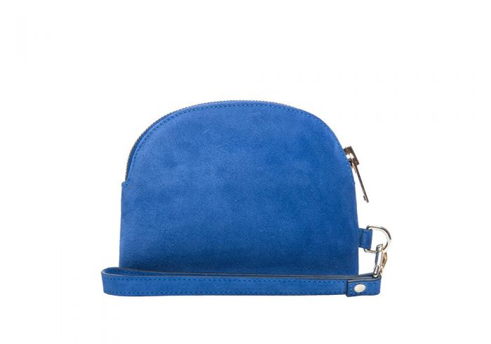 Blue Lagoon Mini Clutch Back