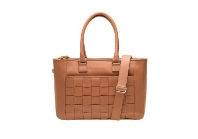 Camel Crush Shopper Front
