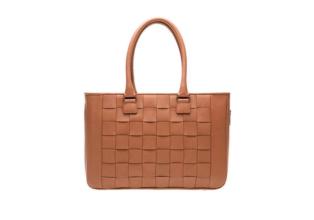 Camel Crush Shopper Back