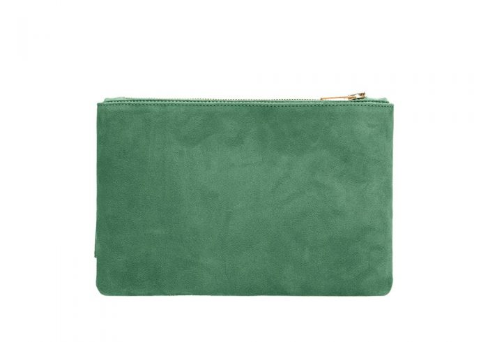 Green Power Clutch Back