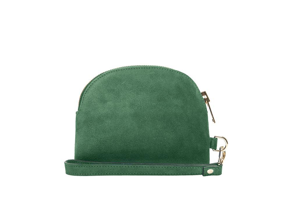 Green Power Mini Clutch Back