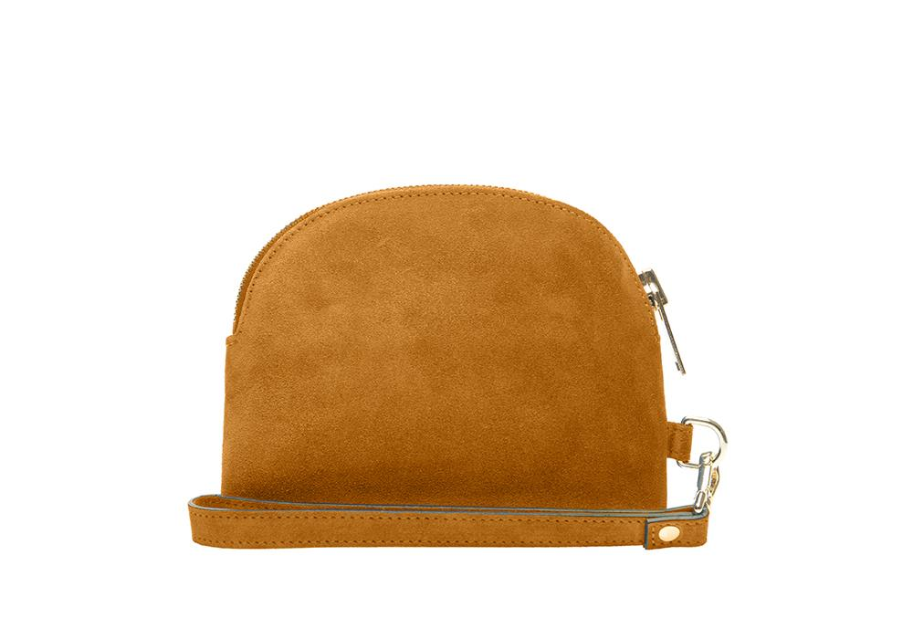 Mister Mustard Mini Clutch Back