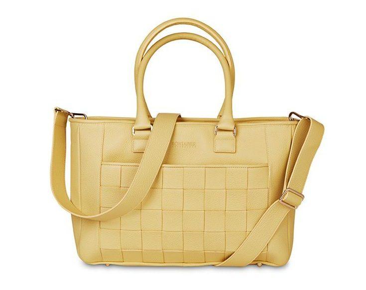 Yellow Mellow Workbag