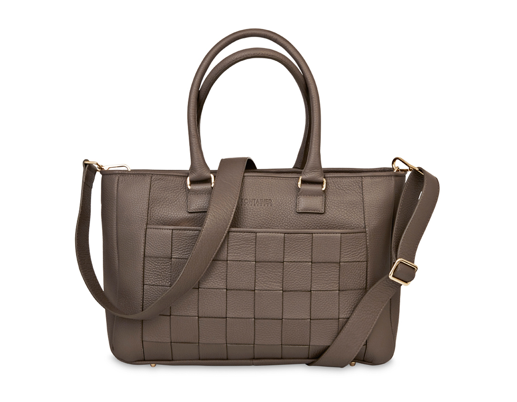 Brown Bear Workbag
