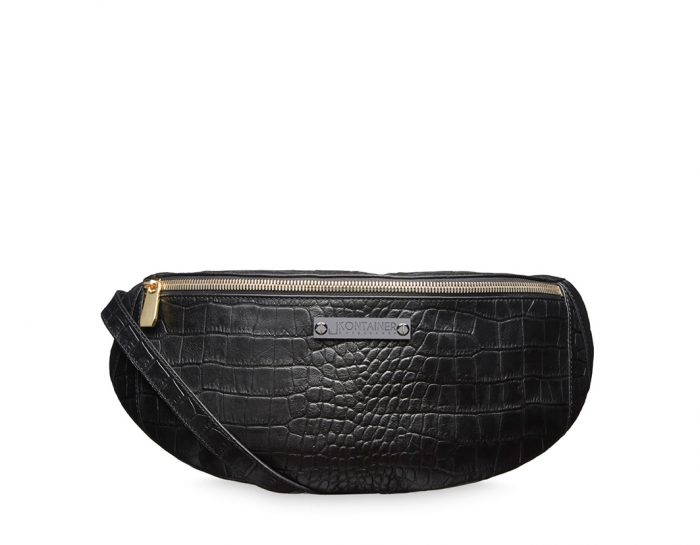 Crocolicious Bumbag Front side