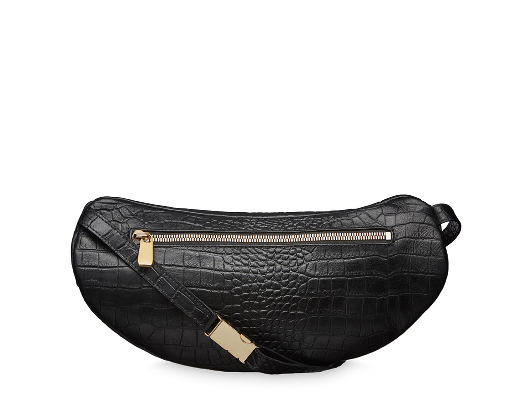 Crocolicious Bumbag Back Side
