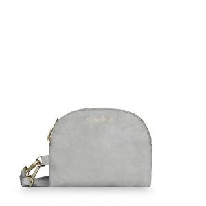 Grey Shadow Mini Clutch - An elegant choice to contain your necessities as phone, credit cards and cash – no matter if the occasion is daily use or a night out.