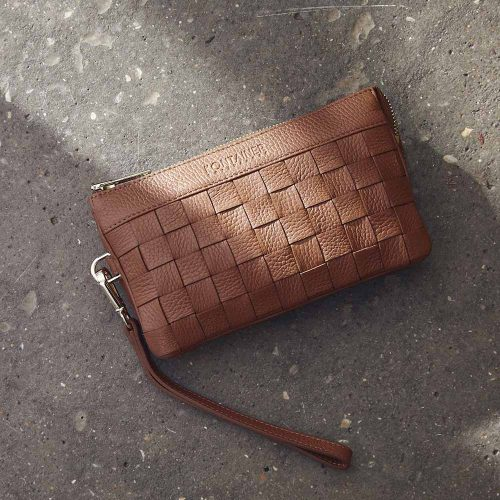 Kontainer Copenhagen Camel Crush Small Crossbody