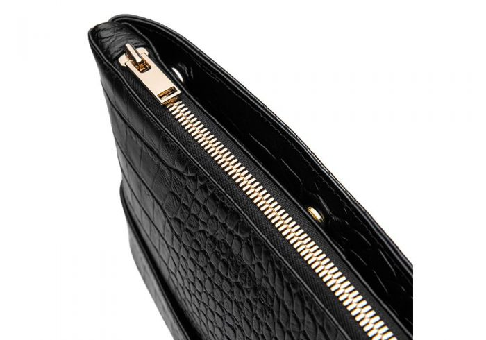 Kontainer Copenhagen Crocolicious Space Clutch