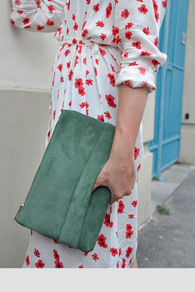 Kontainer Copenhagen - Green Power Clutch