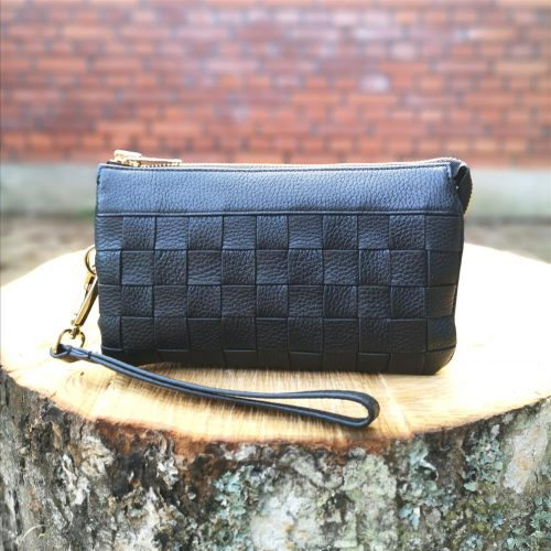Kontainer Copenhagen Black Love Small Crossbody