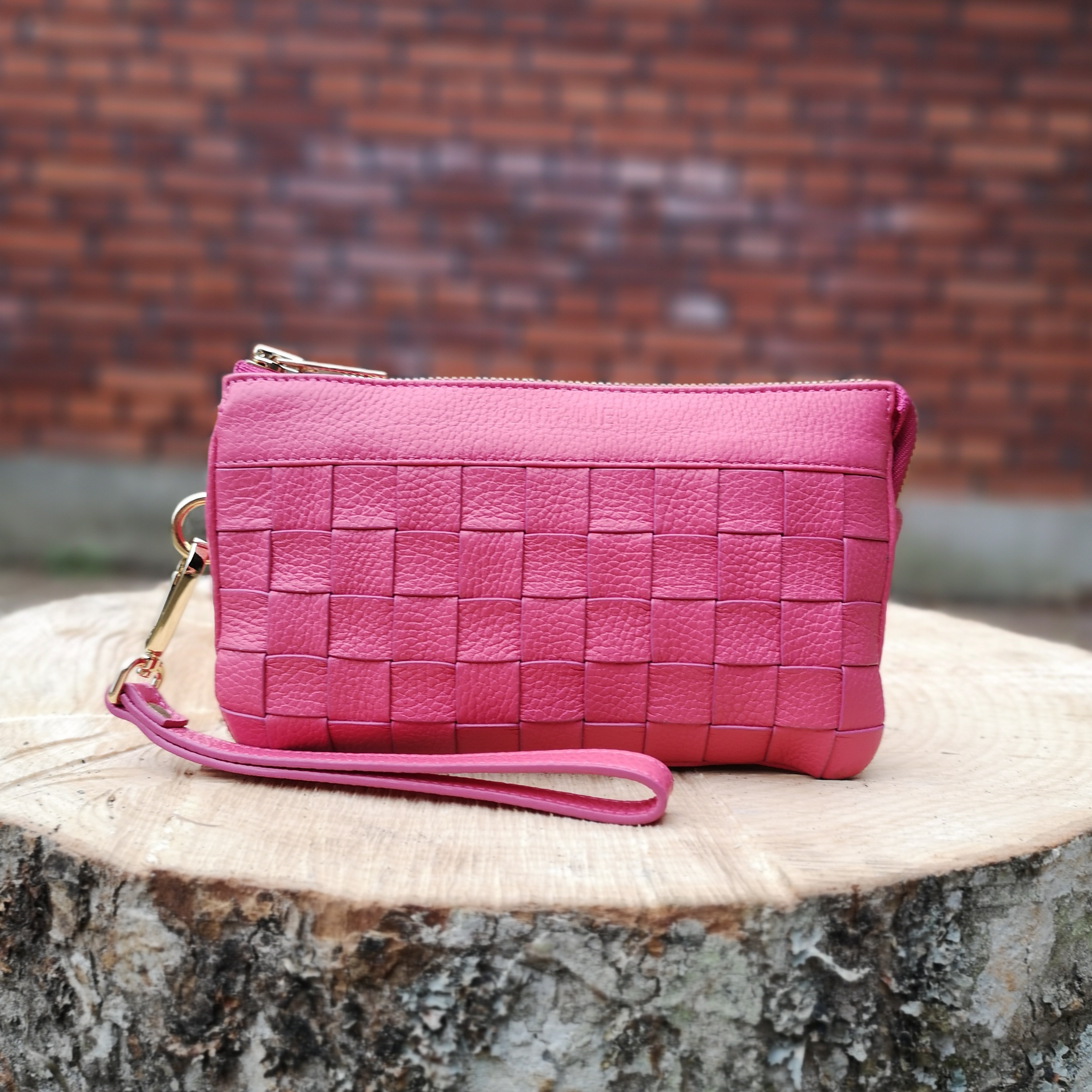 Kontainer Copenhagen Pink Passion Small Crossbody