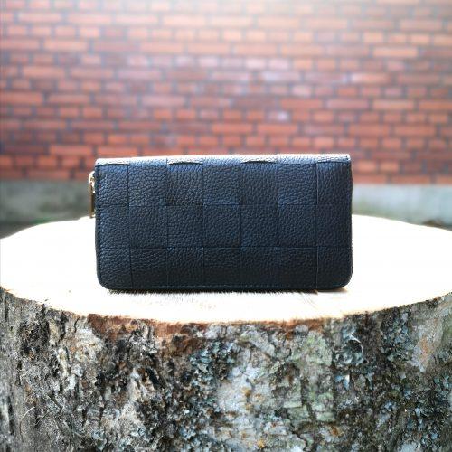 Kontainer Copenhagen Black Love Wallet