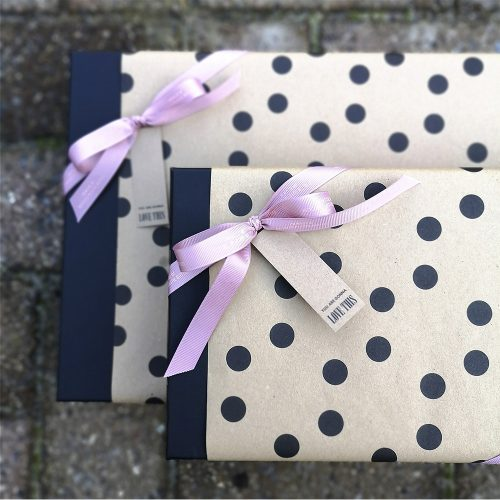 Kontainer Copenhagen Giftcard Giftwrapping