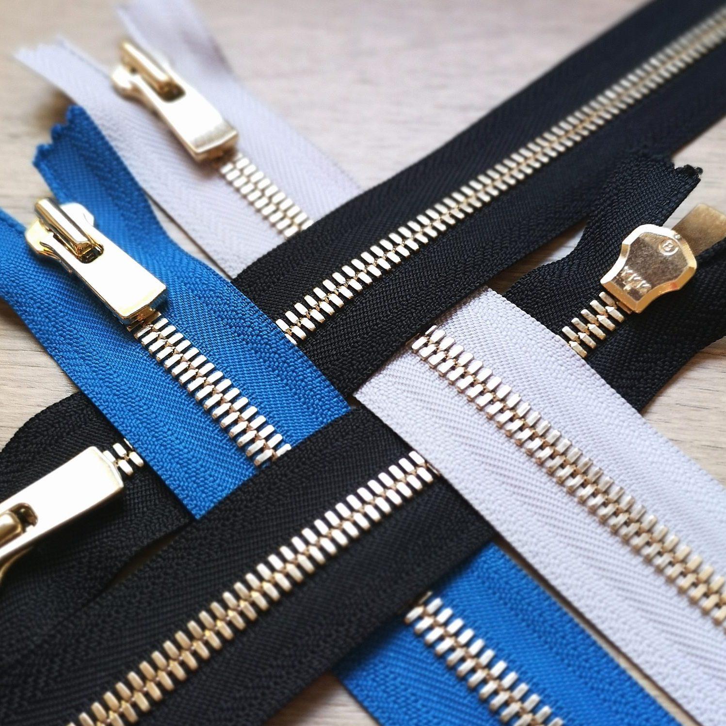 Kontainer Copenhagen YKK Excella zippers